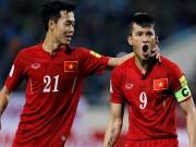 """Bóng đá - ĐT Việt Nam """"chiến"""" đến phút cuối cùng vì người hâm mộ"""