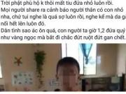 An ninh Xã hội - Xử phạt cô giáo tung tin học sinh bị bắt cóc