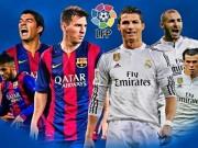 Bóng đá - Hướng tới Siêu kinh điển: Khi Barca & Real dặt dẹo
