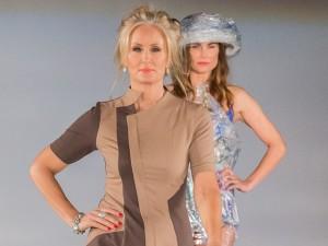 2 diễn viên Mỹ làm vedette cho NTK Quỳnh Paris