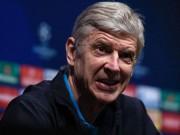 Bóng đá - Bộc bạch tâm huyết, Wenger quyết bám trụ Arsenal