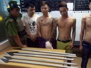 An ninh Xã hội - Giang hồ Trương Ghi Ta nộp cả bao vũ khí