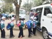 Video An ninh - Lời kể của học sinh tự thoát khỏi tay kẻ bắt cóc
