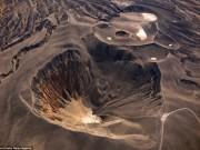 Du lịch - Vùng đất nóng nhất quả đất đẹp lạ nhìn từ trên cao