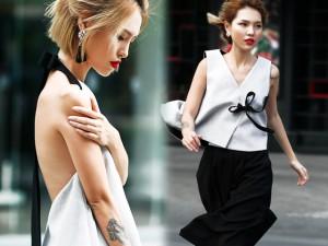 """Thời trang - Phối đồ đẹp như nữ nhiếp ảnh gia """"hot girl"""" Sài thành"""