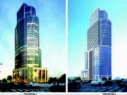 Tài chính - Bất động sản - Dự án tòa nhà cao nhất miền Trung bị thu hồi
