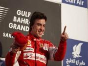 Thể thao - F1 – Bahrain GP: Mảnh đất lành của Alonso