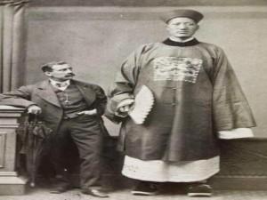 Phi thường - kỳ quặc - Phát hiện hình ảnh về người khổng lồ Trung Quốc từ thế kỷ 19