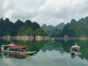 Du lịch - Hồ Na Hang, vịnh Hạ Long giữa đại ngàn