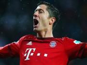 Bóng đá - Tin HOT tối 29/3: Lewandowski khiến Real vỡ mộng
