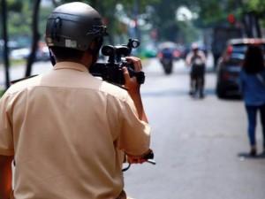 """Tin tức trong ngày - TPHCM: Bị """"mắt thần"""" quét, người vi phạm giao thông hết chối"""