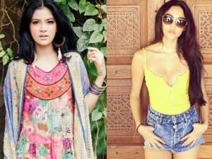 Fan Việt bày tỏ tình yêu với 2 mỹ nhân hot nhất Thái Lan