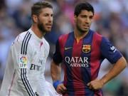 Bóng đá - Siêu kinh điển: Suarez thừa nhận ngán ngẩm Ramos