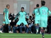 """Bóng đá - Bồ Đào Nha – Bỉ: """"Bay"""" cùng Ronaldo & Nani"""