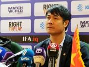 Bóng đá - HLV Hữu Thắng: ĐTVN thua Iraq do mặt sân xấu quá