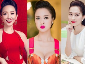 Làm đẹp - Những mỹ nhân Việt chưa từng mắc lỗi trang điểm