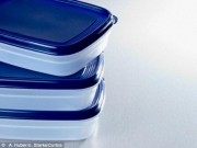 Thai phụ dễ sinh non nếu thường xuyên sử dụng hộp nhựa