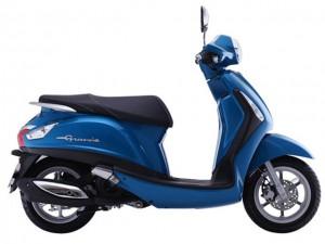 Ô tô - Xe máy - Yamaha triệu hồi hơn 95.000 xe Grande dính lỗi