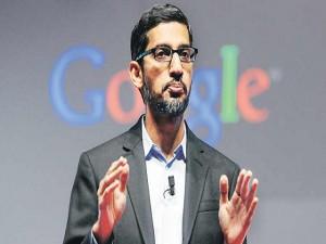 """Thời trang Hi-tech - Tiết lộ mức lương """"khủng"""" của CEO Google Sundar Pichai"""