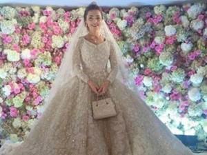 Bạn trẻ - Cuộc sống - Đám cưới xa hoa cực độ của thiếu gia Nga