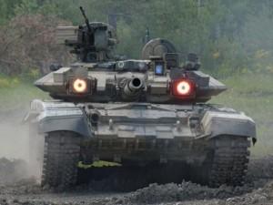 Thế giới - Siêu tăng T-90 Nga đối đầu vũ khí diệt tăng TOW của Mỹ