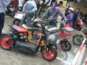 Tin tức trong ngày - Bộ GTVT yêu cầu xử phạt xe máy điện không đăng ký từ 1/7