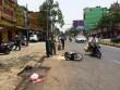 7 phút hoảng loạn khi hai cô gái bị tạt axit tại Sài Gòn