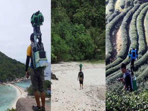 Công nghệ thông tin - Chàng trai Thái đi bộ nửa triệu km để chụp ảnh Street View