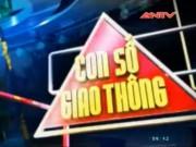 Video An ninh - Bản tin an toàn giao thông ngày 31.3.2016