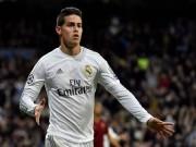 Bóng đá - Mourinho hứa hẹn để kéo James Rodriguez tới MU