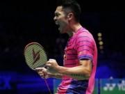 """Thể thao - 4 cú đập cháy sân, Lin Dan khiến đối thủ """"tối mặt"""""""