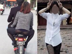 Thời trang - Sự thật sau hình ảnh thiếu nữ Việt không mặc quần