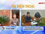 """Video An ninh - Giật mình kho ma túy, vũ khí """"nóng"""" giữa lòng Hà Nội"""