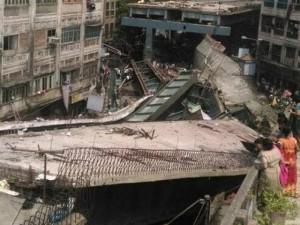 Thế giới - Ấn Độ: Cầu sập khiến 14 người chết, 150 người mắc kẹt