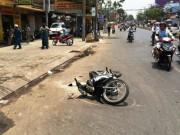 Bắt được một đối tượng tạt axit nữ sinh viên ở Sài Gòn