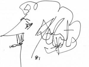 Những chữ ký  gà bới  khó xơi nhất thế giới