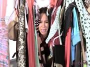 25 tuyệt chiêu làm mới tủ quần áo cũ mà không tốn kém