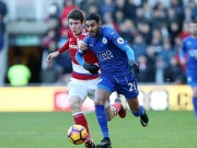 Middlesbrough - Leicester: Hồi hộp 7 phút bù giờ