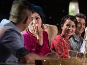 """Phương Thanh  """" thả thính """"  chồng Cẩm Ly trên TV"""