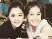 Phim - Chị gái 2 con của Chi Pu quá trẻ đẹp khiến dân mạng phát sốt
