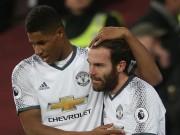 Mata - Rashford ở MU:  Những lá bài tẩy  của Mourinho