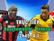 Chi tiết Bournemouth - Arsenal: Vỡ òa cảm xúc (KT)