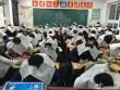 Giáo viên bắt học sinh đội báo khi thi để chống gian lận