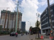 Tài chính - Bất động sản - Quy hoạch xong lại điều chỉnh: Tắc nghẽn, bùng nhùng nội đô