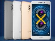 Thời trang Hi-tech - Honor 6X có camera kép, giá hời sẵn sàng lên kệ
