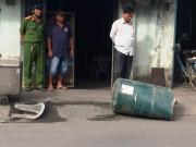 Tin tức trong ngày - Nổ thùng phuy ở Sài Gòn, người đàn ông tử vong