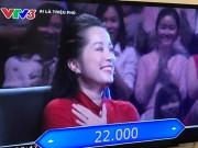 """Phim - """"Vàng Anh"""" Minh Hương thành tâm điểm Ai là triệu phú"""