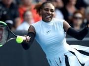 Tin thể thao HOT 4/1: Serena thua sốc đối thủ vô danh