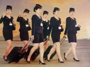 Thế giới - Triều Tiên tung bộ ảnh tiếp viên hàng không xinh như mộng