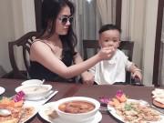 Bạn trẻ - Cuộc sống - Bà mẹ Sài thành nổi tiếng Facebook với cách chăm con siêu đẳng